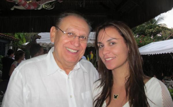 Paulo Sérgio e Juliana Macedo