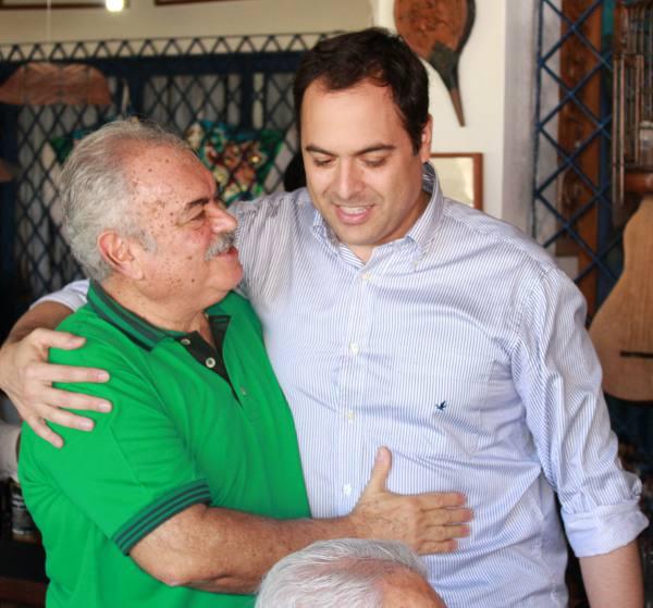 Ricardo Costa e Paulo Câmara