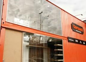 Container em Boa Viagem vai sediar novo bar e restaurante