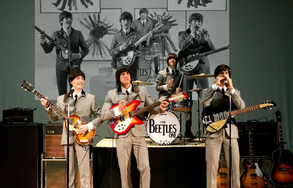 Crédito: Facebook The Beatles One