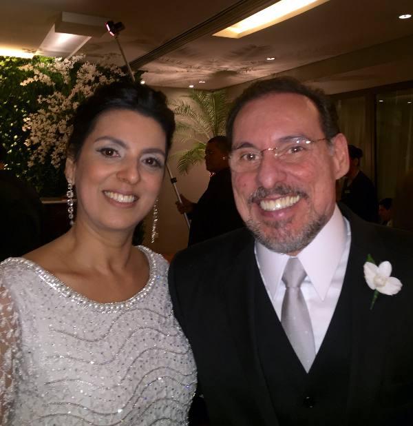 Élida e Fernando Basto