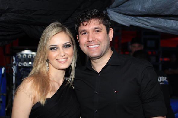 Gabriela e Rennan Nóbrega. Crédito: Luiz Fabiano / Divulgação