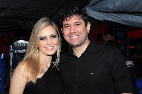 Gabriela e Renan Nóbrega. Crédito: Luiz Fabiano/Divulgação
