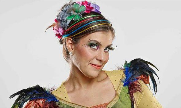 Carol Levy fará show dias 3 e 4 de outubro no Teatro RioMar. Crédito: Divulgação da artista