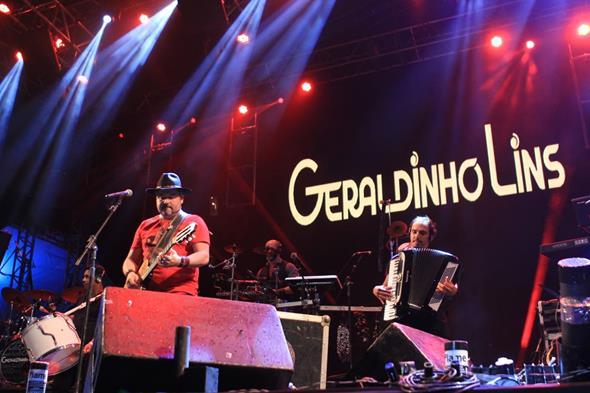 Geraldinho Lins. Crédito: Luiz Fabiano/Divulgação