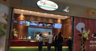 Pizzaria Atlântico/Divulgação