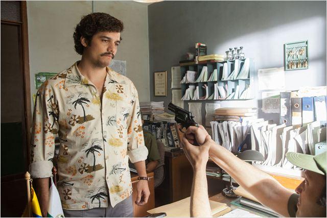 """Wagner Moura como Pablo Escobar, em """"Narcos"""". Crédito: Netflix/Divulgação"""