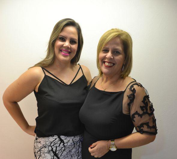 As empresárias Gabriella e Cassia Cavalcanti Créditos: Comun Interativa/Divulgação