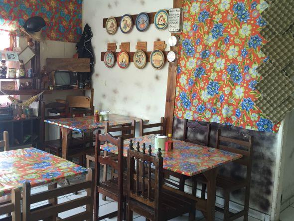 O restaurante Cozinhando escondidinho é montado na casa do chef Rivandro França, em Casa Amarela - Crédito: Thayse Boldrini/DP/D.A Press