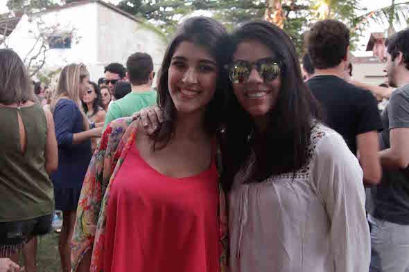 Izabele Arruda e Marcella Falcão Creditos: Vito Sormany/ Moove Comunicação