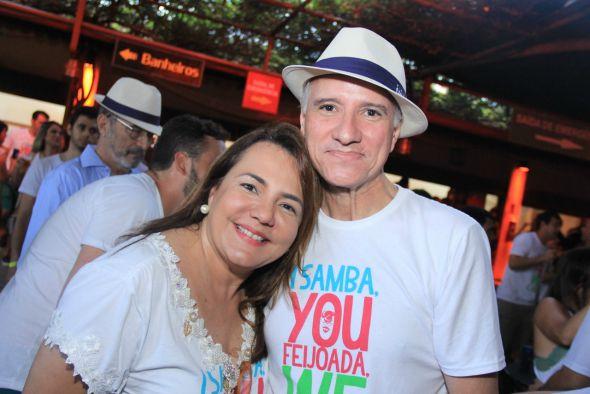 Andrea e Eduardo Pitanga1
