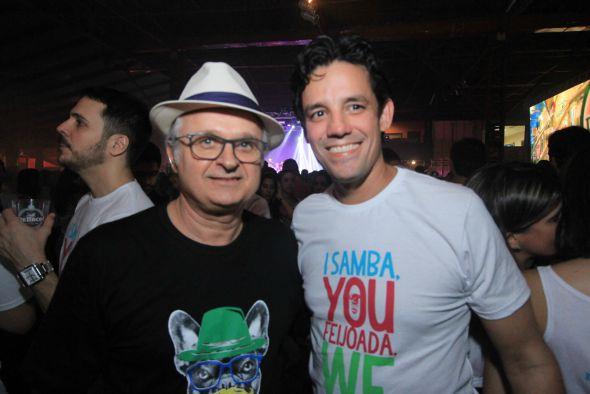 Eduardo Carvalheira e Daniel Coelho