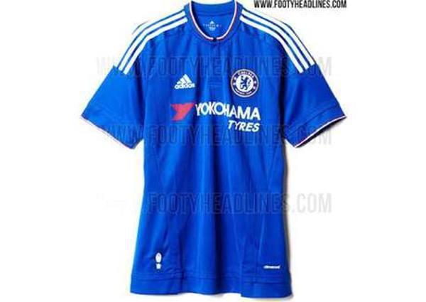 Camisa do Chelsea/Divulgação