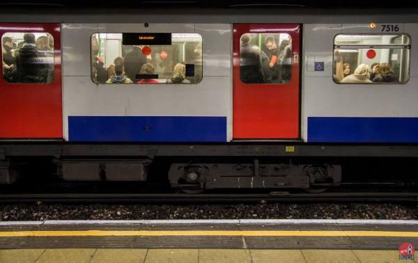 Metrô de Londres/Divulgação