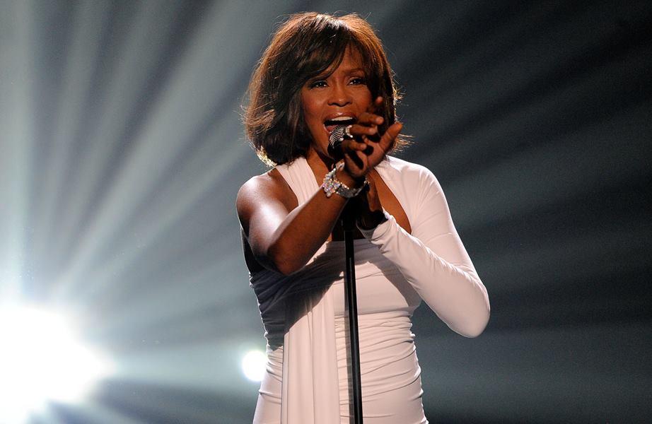 Whitney Houston pode voltar aos palcos em formato de holograma Créditos: reprodução internet