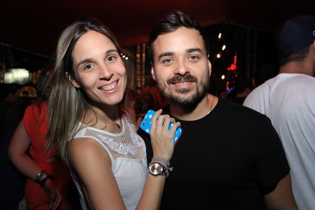 Mari Rêgo e Yuri Fernandes abrem em outubro a segunda unidade do Ticket Folia Créditos: Luiz Fabiano/Divulgação