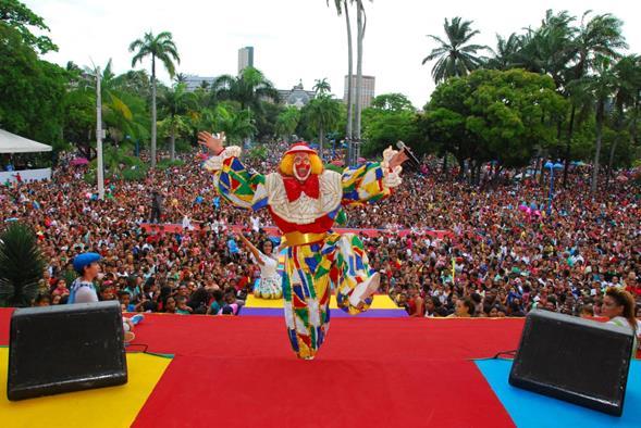Foto durante o dia das crianças do Parque 13 de Maio Créditos: FOTOFREE