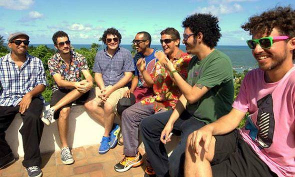 Academia da Berlinad é uma das bandas que vai agitar a festa Créditos: Divulgação