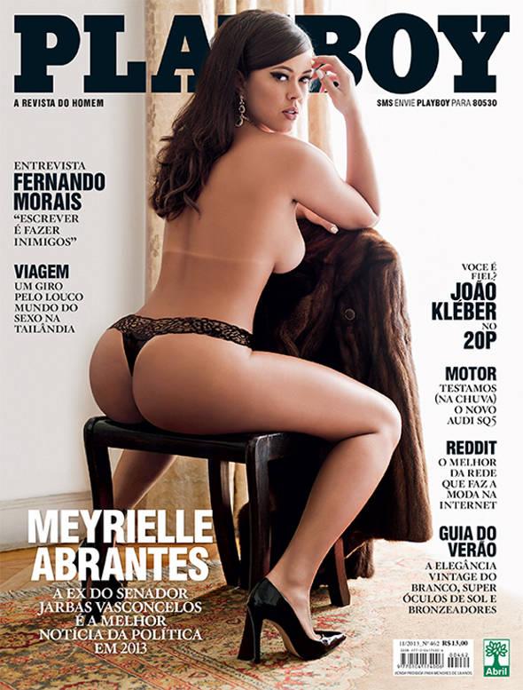 Crédito: Playboy/Divulgação