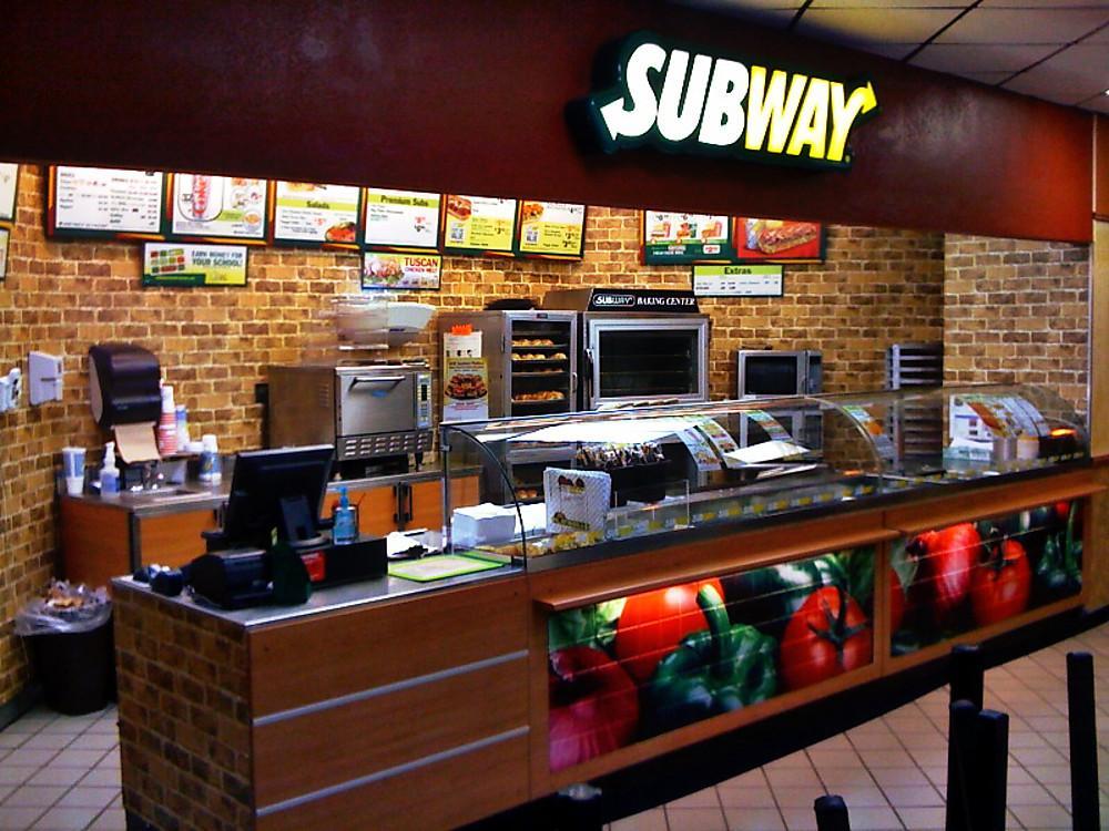 Subway/Divulgação