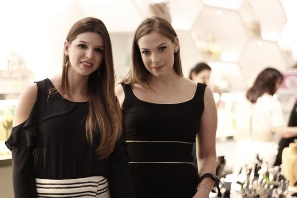 Beatriz Konrad e Maria Cecília Reis. Crédito: Raquel Melo/divulgação