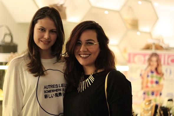 Gilca e Magdala Caraciolo. Crédito: Raquel Melo/divulgação