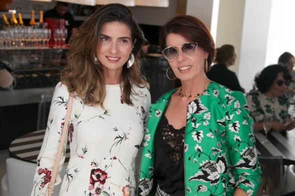 Andrea e Inês Accioly - Crédito: Tatiana Sotero/DP/D.A Press