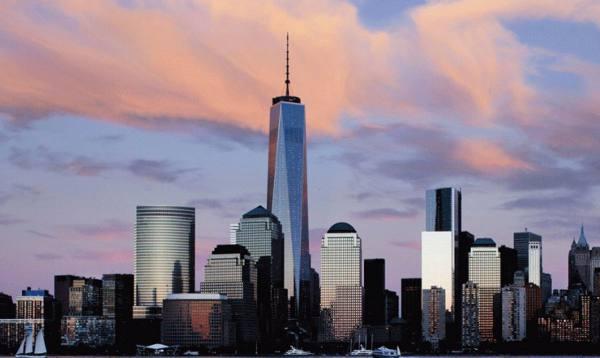 O novo World Trade Center/JAMS