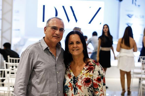 Carlos e Andrea Pessoa de Melo. Crédito: Gleyson Ramos/Divulgação