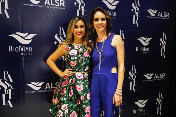 Dany Khadydja e Carol Macedo. Crédito: Gleyson Ramos/Divulgação