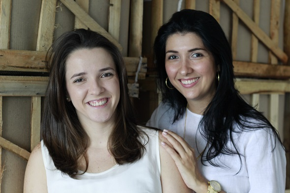 Gabriela Jesumary e Manuela Gaudêncio inauguram a Composer em outubro Créditos: Raquel Melo/Divulgação