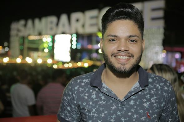 Helton Lima Créditos: Luiz Fabiano/Comunnik