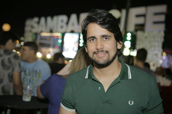 Paulo Labanca Créditos: Luiz Fabiano/Comunnik