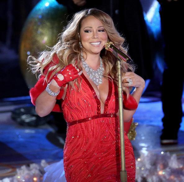 Mariah Carey - Crédito: Reprodução do Instagram