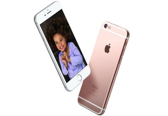 iPhone 6S. Crédito: Reprodução/apple.com