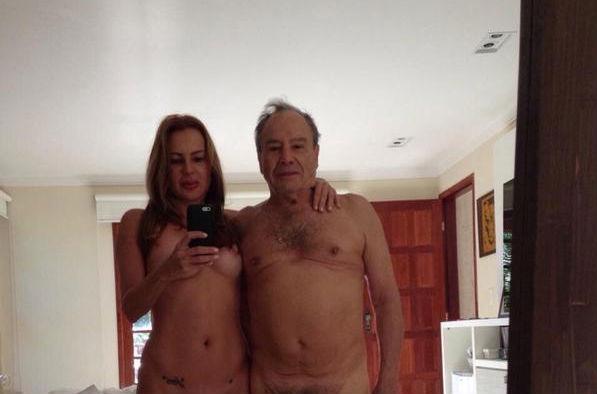 Fotos íntimas de Stenio Garcia vazaram na internet - Foto: Twitter/Reprodução