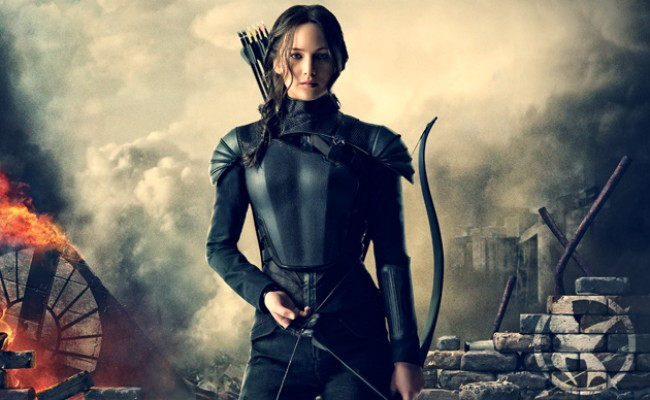 O filme conta o desfecho da luta de Katniss contra a Capital Créditos: Reprodução Internet