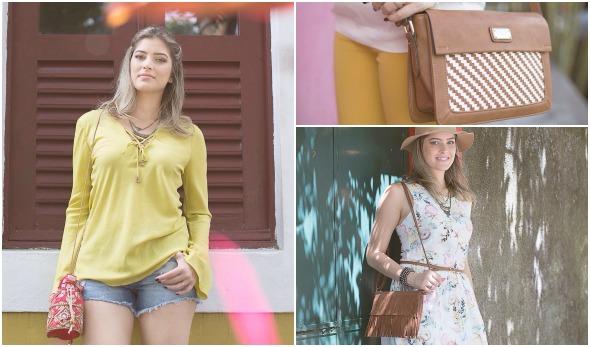 Detalhes da nova coleção da multimarcas. Crédito: Tatiana Valença/Divulgação