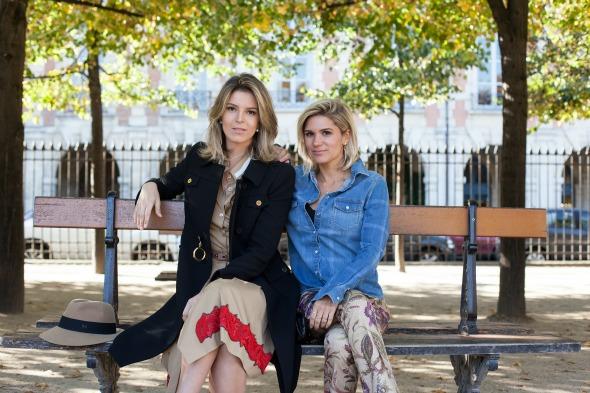 Duda Portella e Juliana Santos armam jantar em torno da Vogue Brasil - Crédito: Index Assessoria/Divulgação