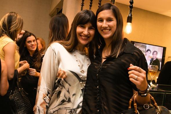 Patricia e Andrea de Paula - Crédito: Tatiana Sotero/DP/D.A Press