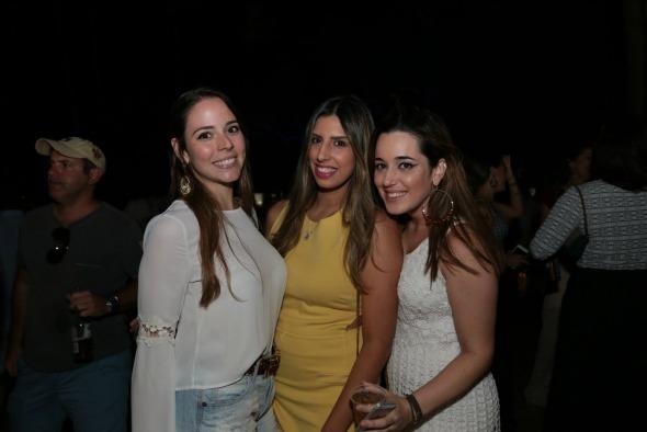 Gabriela Araujo, Maria Clara Moreira e Giovana Rodrigues - Crédito: Peu Hatz/Divulgação