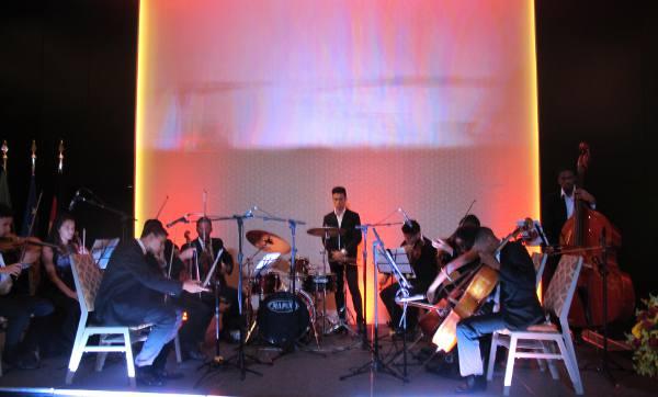 A Orquestra Criança Cidadã/JAMS