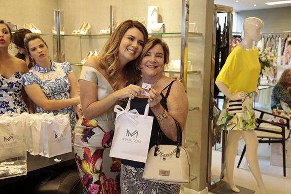 Vera Steppler também foi uma das sortudas. Crédito: Gleyson Ramos/Divulgação