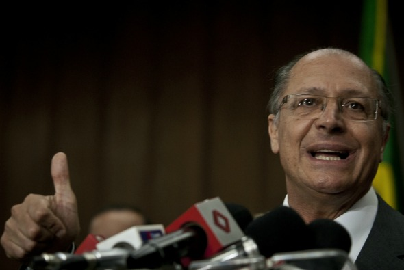 Geraldo Alckmin - Crédito: Marcelo Camargo/ABr