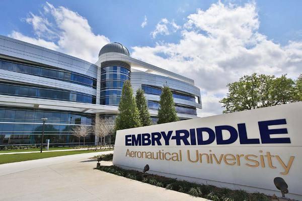 Embry-Riddlle Aeronautica University/Divulgação