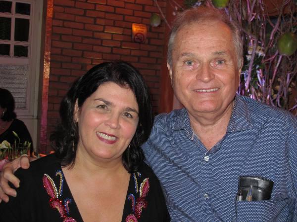 Carla Arraes e Fernando Machado