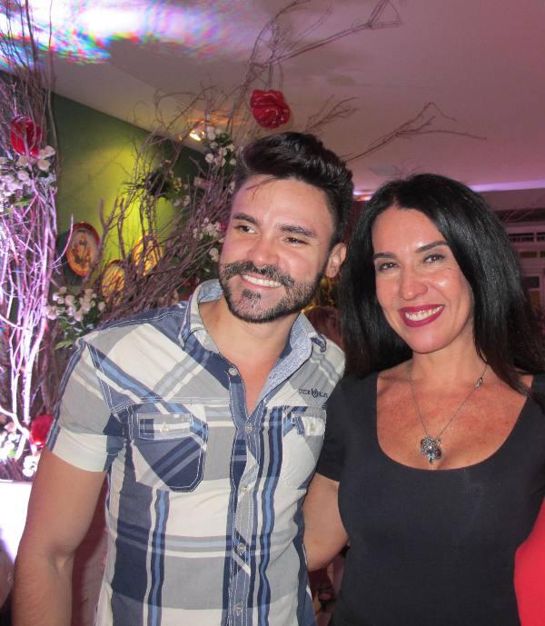 Diogo Carvalho e Maria do Ceu