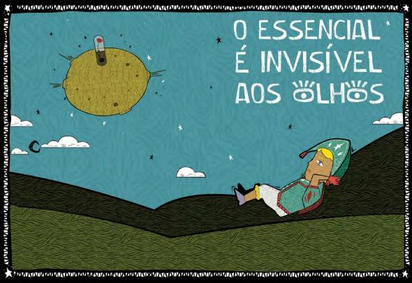 """Livro """" O Pequeno Príncipe em cordel"""", de Josué Limeira  -  Crédito: Carpe Diem/Divulgacão"""