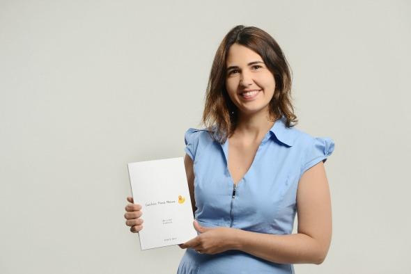 Renata Maia publica cartas que escreveu para sua filha Manuela. Crédito: Thiago Medeiros / Estúdio Casa Forte / Divulgação