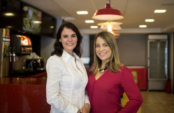 Eduarda Guerra e Sandra Manso. Crédito: Dani Neves/Divulgação